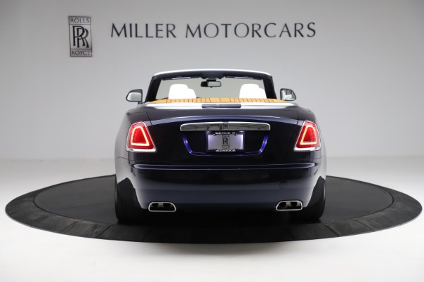 Used 2017 Rolls-Royce Dawn for sale Call for price at Bugatti of Greenwich in Greenwich CT 06830 7