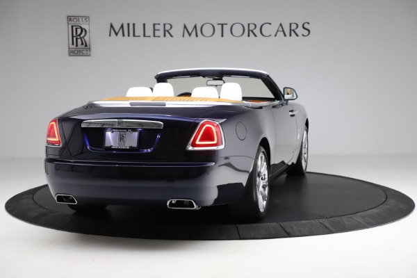 Used 2017 Rolls-Royce Dawn for sale Call for price at Bugatti of Greenwich in Greenwich CT 06830 8