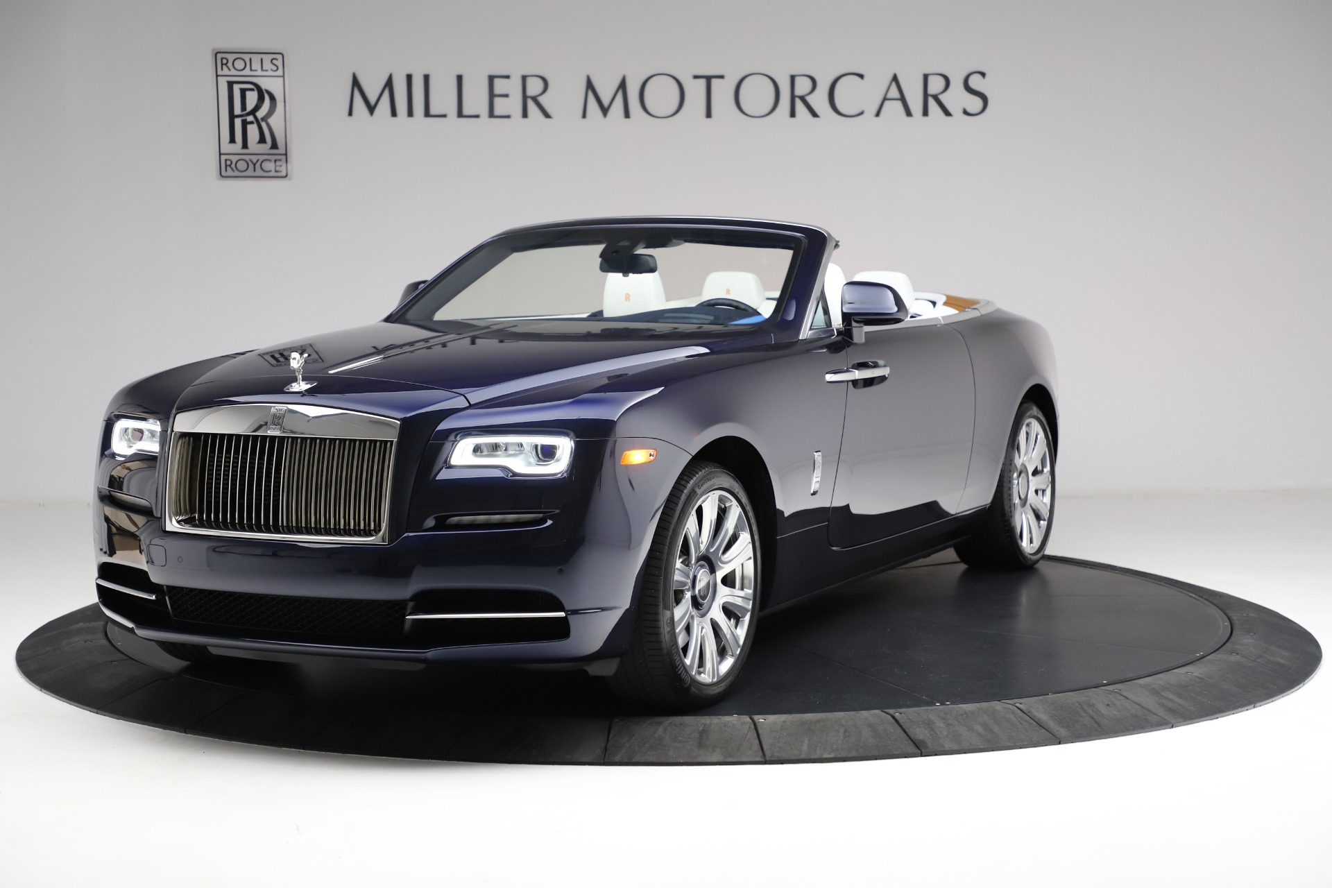 Used 2017 Rolls-Royce Dawn for sale Call for price at Bugatti of Greenwich in Greenwich CT 06830 1