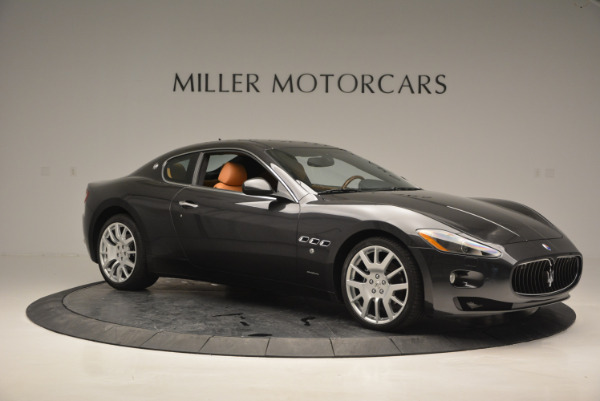 Used 2011 Maserati GranTurismo for sale Sold at Bugatti of Greenwich in Greenwich CT 06830 10