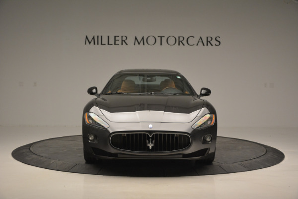 Used 2011 Maserati GranTurismo for sale Sold at Bugatti of Greenwich in Greenwich CT 06830 12