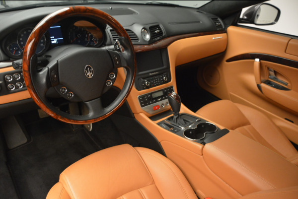 Used 2011 Maserati GranTurismo for sale Sold at Bugatti of Greenwich in Greenwich CT 06830 13