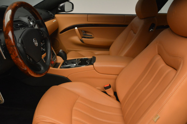 Used 2011 Maserati GranTurismo for sale Sold at Bugatti of Greenwich in Greenwich CT 06830 14