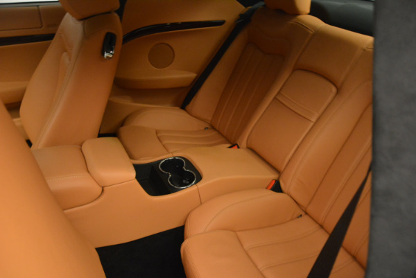 Used 2011 Maserati GranTurismo for sale Sold at Bugatti of Greenwich in Greenwich CT 06830 17