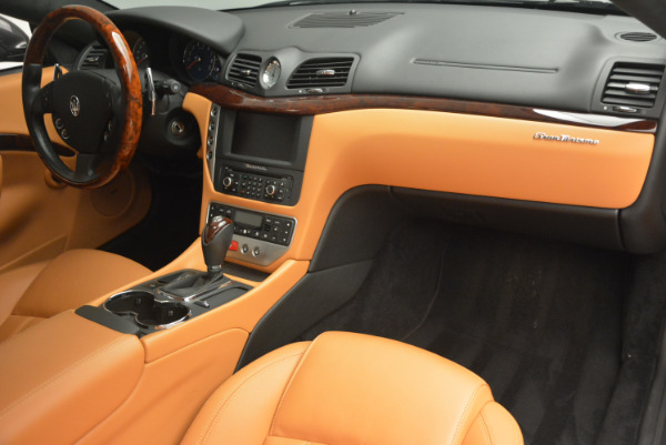 Used 2011 Maserati GranTurismo for sale Sold at Bugatti of Greenwich in Greenwich CT 06830 18