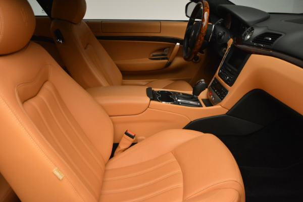 Used 2011 Maserati GranTurismo for sale Sold at Bugatti of Greenwich in Greenwich CT 06830 19