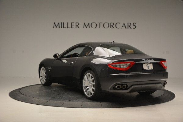 Used 2011 Maserati GranTurismo for sale Sold at Bugatti of Greenwich in Greenwich CT 06830 5