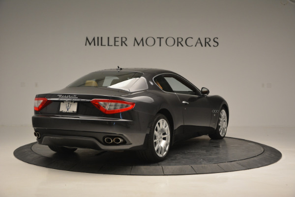 Used 2011 Maserati GranTurismo for sale Sold at Bugatti of Greenwich in Greenwich CT 06830 7
