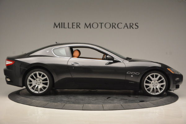 Used 2011 Maserati GranTurismo for sale Sold at Bugatti of Greenwich in Greenwich CT 06830 9