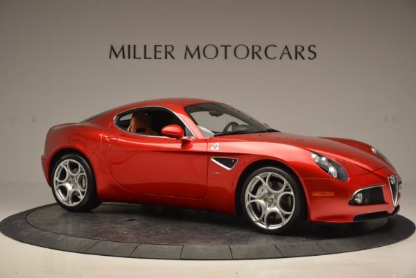 Used 2008 Alfa Romeo 8C for sale Sold at Bugatti of Greenwich in Greenwich CT 06830 10