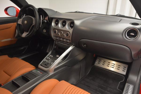 Used 2008 Alfa Romeo 8C for sale Sold at Bugatti of Greenwich in Greenwich CT 06830 18