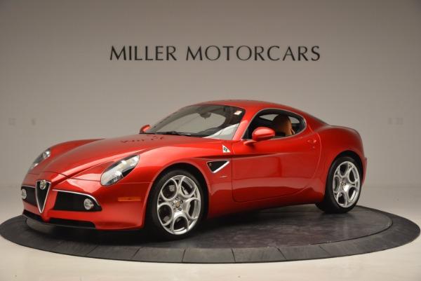 Used 2008 Alfa Romeo 8C for sale Sold at Bugatti of Greenwich in Greenwich CT 06830 2