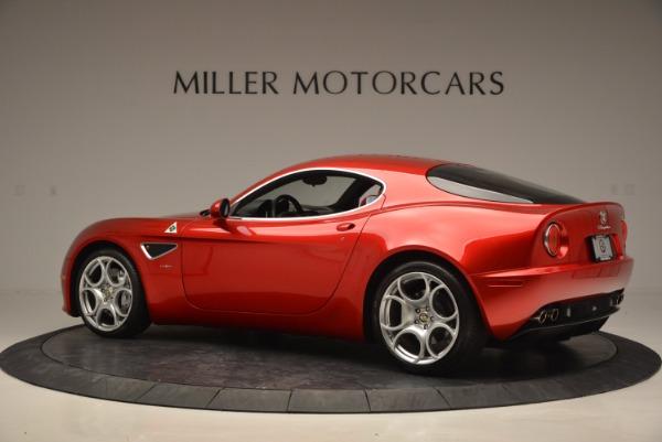 Used 2008 Alfa Romeo 8C for sale Sold at Bugatti of Greenwich in Greenwich CT 06830 4