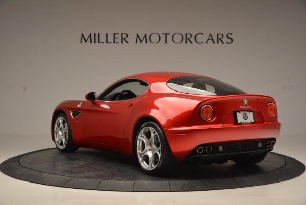 Used 2008 Alfa Romeo 8C for sale Sold at Bugatti of Greenwich in Greenwich CT 06830 5