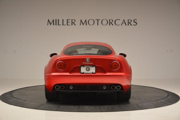 Used 2008 Alfa Romeo 8C for sale Sold at Bugatti of Greenwich in Greenwich CT 06830 6