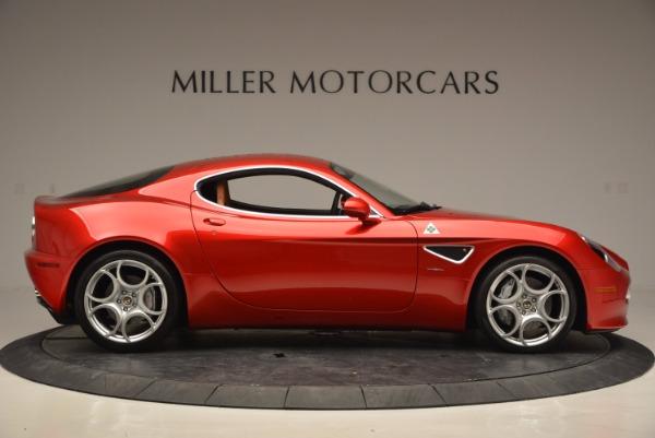 Used 2008 Alfa Romeo 8C for sale Sold at Bugatti of Greenwich in Greenwich CT 06830 9