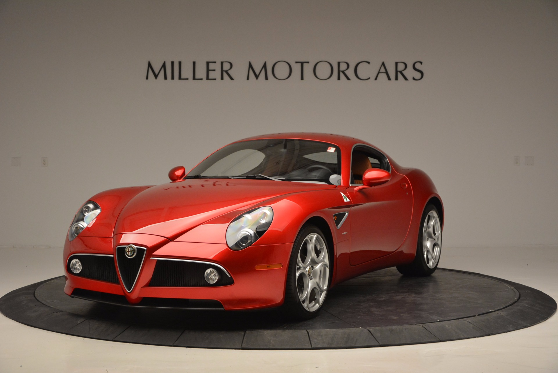Used 2008 Alfa Romeo 8C for sale Sold at Bugatti of Greenwich in Greenwich CT 06830 1
