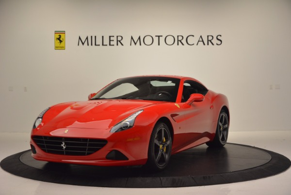 Used 2016 Ferrari California T for sale Sold at Bugatti of Greenwich in Greenwich CT 06830 13
