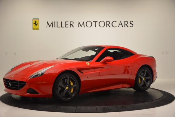 Used 2016 Ferrari California T for sale Sold at Bugatti of Greenwich in Greenwich CT 06830 14