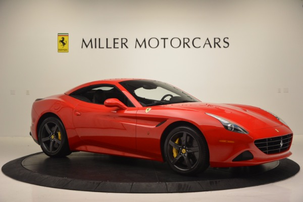 Used 2016 Ferrari California T for sale Sold at Bugatti of Greenwich in Greenwich CT 06830 22