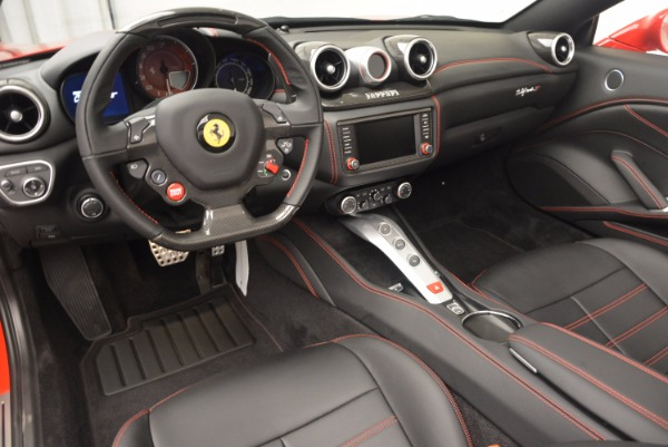 Used 2016 Ferrari California T for sale Sold at Bugatti of Greenwich in Greenwich CT 06830 25