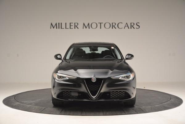 New 2017 Alfa Romeo Giulia Ti for sale Sold at Bugatti of Greenwich in Greenwich CT 06830 12
