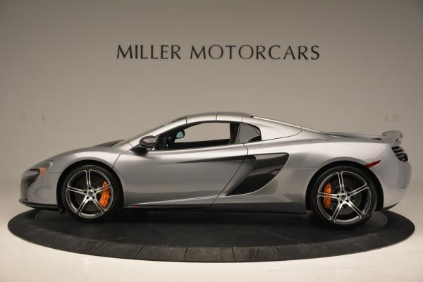 Used 2016 McLaren 650S SPIDER Convertible for sale Sold at Bugatti of Greenwich in Greenwich CT 06830 16