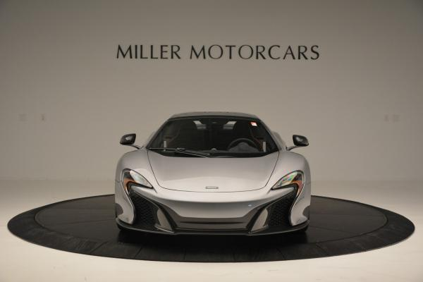 Used 2016 McLaren 650S SPIDER Convertible for sale Sold at Bugatti of Greenwich in Greenwich CT 06830 21