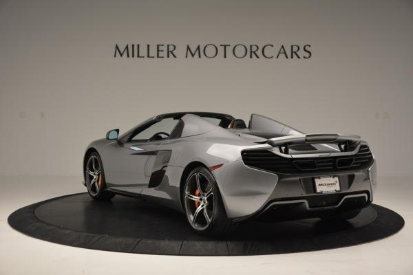 Used 2016 McLaren 650S SPIDER Convertible for sale Sold at Bugatti of Greenwich in Greenwich CT 06830 5