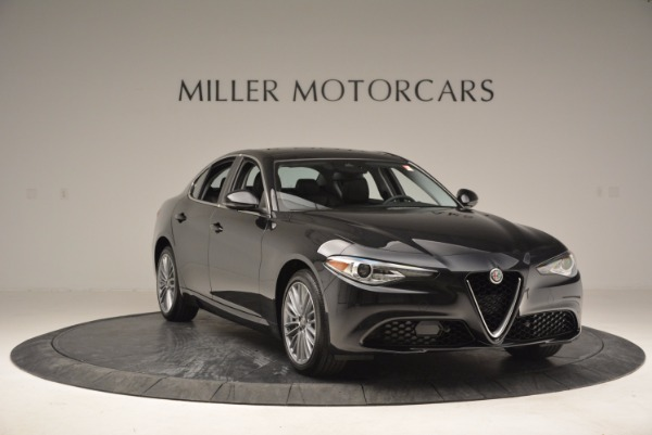 New 2017 Alfa Romeo Giulia Ti for sale Sold at Bugatti of Greenwich in Greenwich CT 06830 12