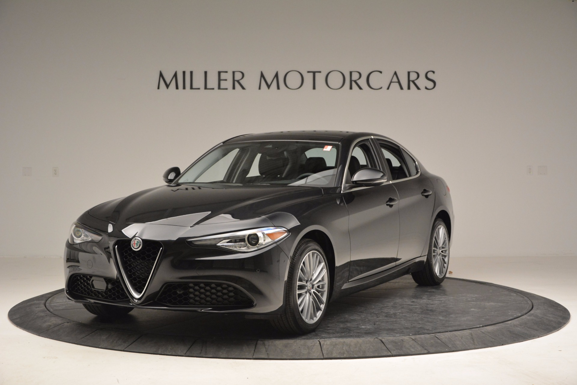 New 2017 Alfa Romeo Giulia Ti for sale Sold at Bugatti of Greenwich in Greenwich CT 06830 1