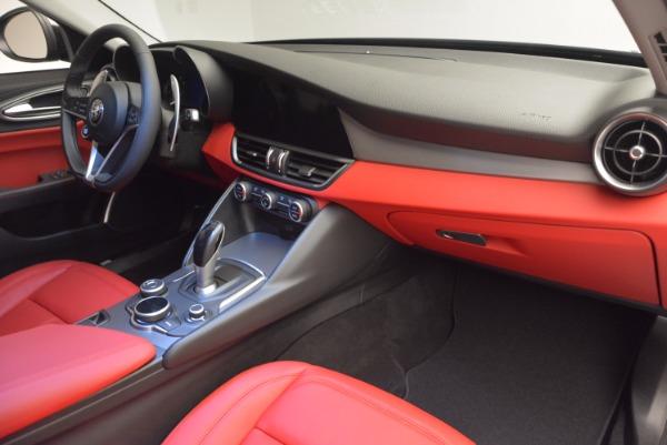 New 2017 Alfa Romeo Giulia Q4 for sale Sold at Bugatti of Greenwich in Greenwich CT 06830 18