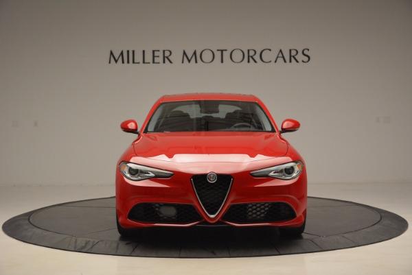 New 2017 Alfa Romeo Giulia for sale Sold at Bugatti of Greenwich in Greenwich CT 06830 12