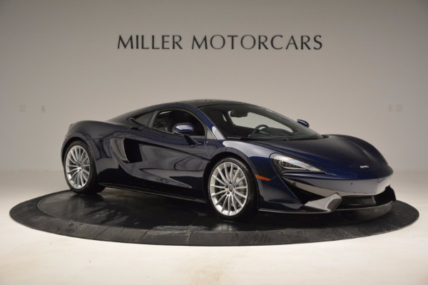 New 2017 McLaren 570GT for sale Sold at Bugatti of Greenwich in Greenwich CT 06830 10
