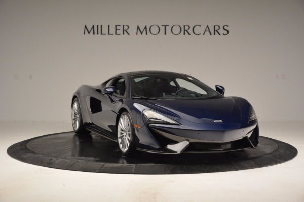 New 2017 McLaren 570GT for sale Sold at Bugatti of Greenwich in Greenwich CT 06830 11