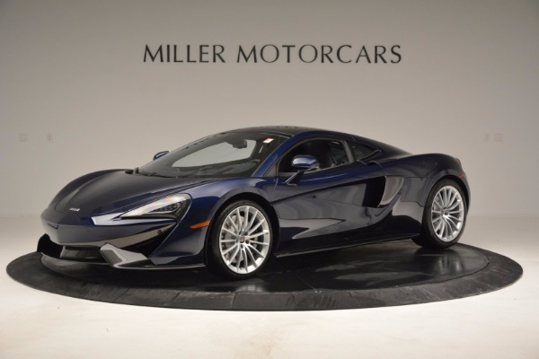 New 2017 McLaren 570GT for sale Sold at Bugatti of Greenwich in Greenwich CT 06830 2