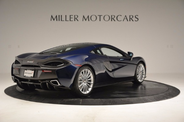New 2017 McLaren 570GT for sale Sold at Bugatti of Greenwich in Greenwich CT 06830 7