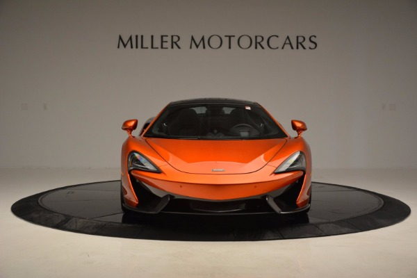 New 2017 McLaren 570GT for sale Sold at Bugatti of Greenwich in Greenwich CT 06830 12