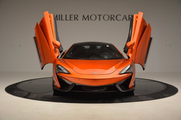 New 2017 McLaren 570GT for sale Sold at Bugatti of Greenwich in Greenwich CT 06830 13