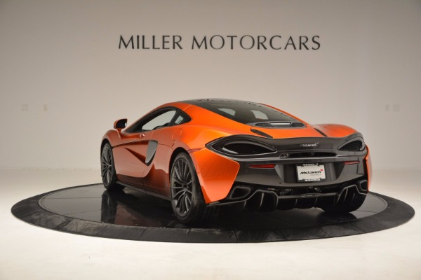 New 2017 McLaren 570GT for sale Sold at Bugatti of Greenwich in Greenwich CT 06830 5