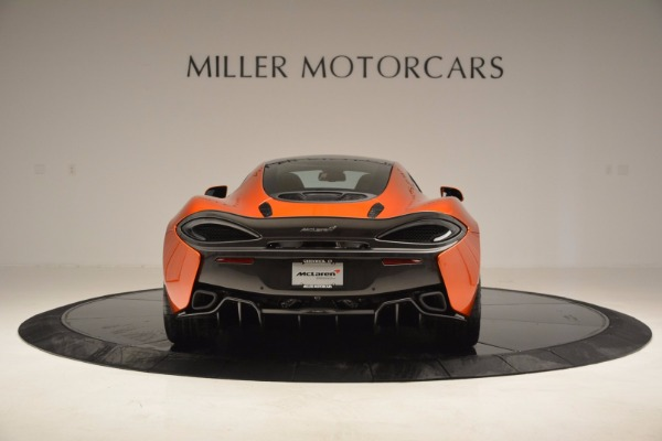 New 2017 McLaren 570GT for sale Sold at Bugatti of Greenwich in Greenwich CT 06830 6