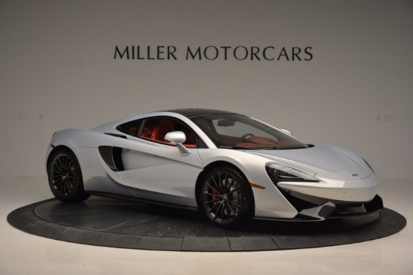 Used 2017 McLaren 570GT for sale Sold at Bugatti of Greenwich in Greenwich CT 06830 10