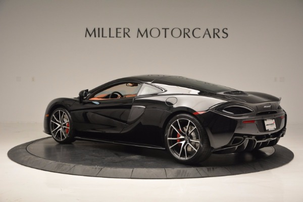 Used 2017 McLaren 570GT for sale Sold at Bugatti of Greenwich in Greenwich CT 06830 4