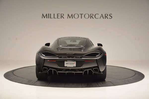 Used 2017 McLaren 570GT for sale Sold at Bugatti of Greenwich in Greenwich CT 06830 6