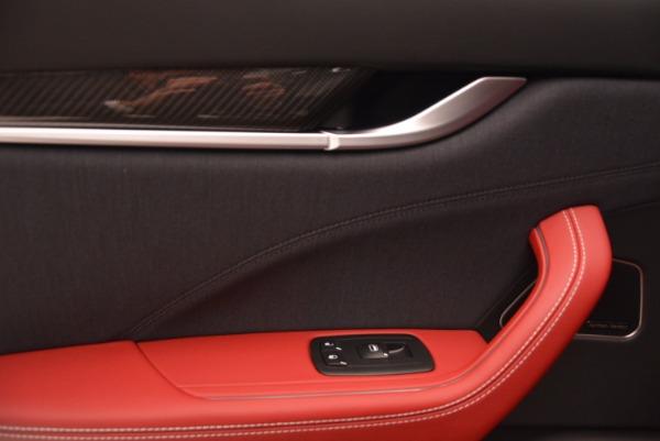 New 2017 Maserati Levante S Zegna Edition for sale Sold at Bugatti of Greenwich in Greenwich CT 06830 22