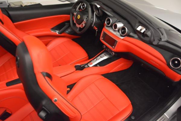 Used 2016 Ferrari California T for sale Sold at Bugatti of Greenwich in Greenwich CT 06830 24