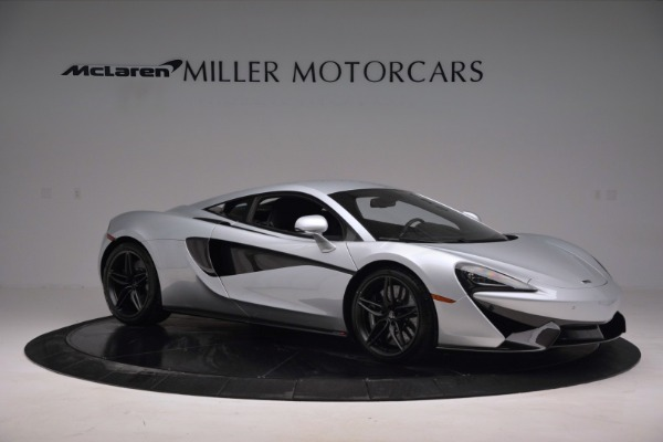 Used 2017 McLaren 570S Coupe for sale $149,900 at Bugatti of Greenwich in Greenwich CT 06830 10
