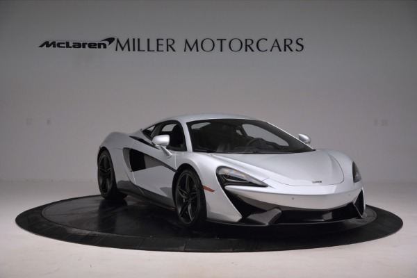 Used 2017 McLaren 570S Coupe for sale $149,900 at Bugatti of Greenwich in Greenwich CT 06830 11
