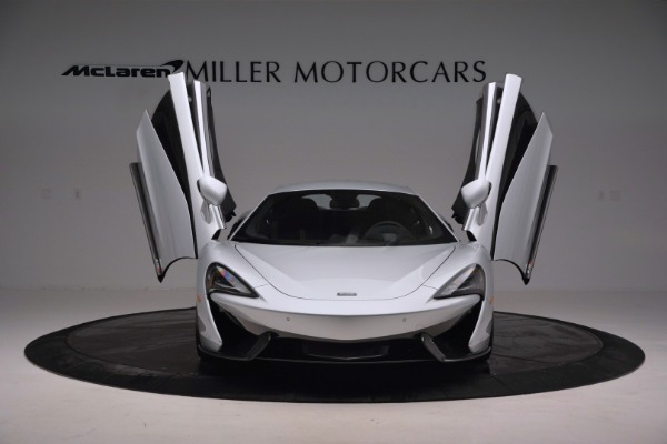 Used 2017 McLaren 570S Coupe for sale $149,900 at Bugatti of Greenwich in Greenwich CT 06830 13