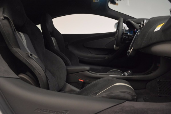 Used 2017 McLaren 570S Coupe for sale $149,900 at Bugatti of Greenwich in Greenwich CT 06830 19
